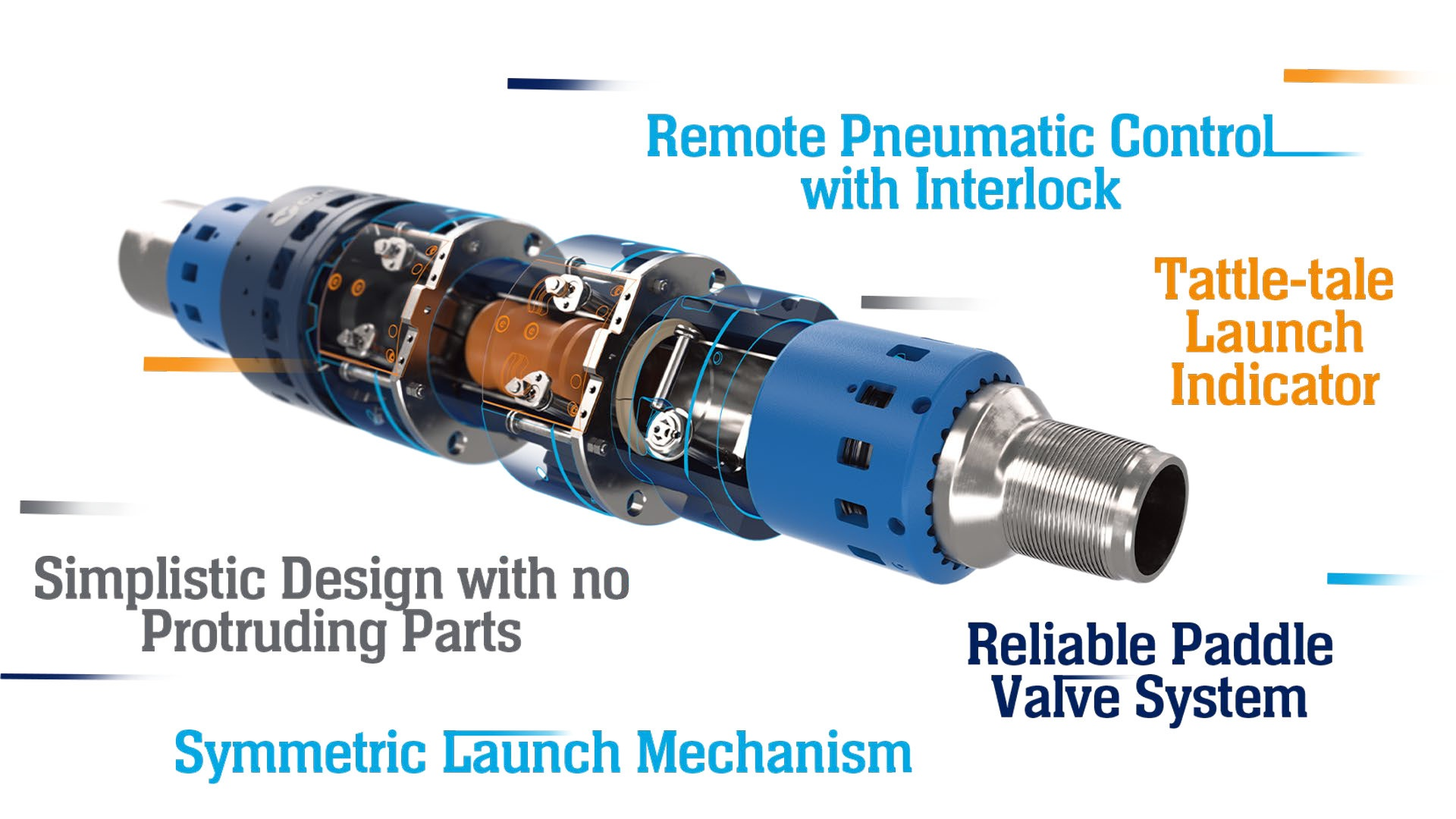 Plug Launcher Volant Products